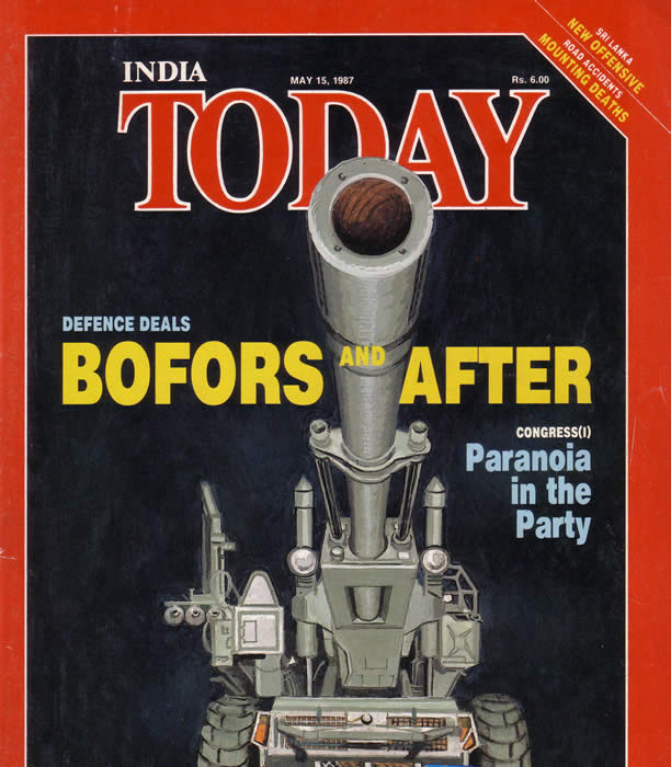 the bofors scandal The politically-sensitive rs 64 crore bofors pay-off case was back in the limelight  today with the supreme court agreeing to hear bjp leader.