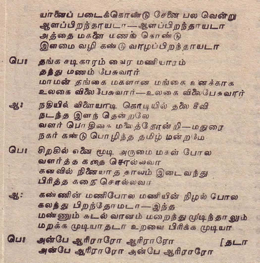 Dissertation Meaning In Tamil
