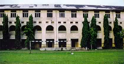 The College building