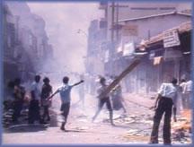 Black July 1983 Colombo Sri Lanka anti-Tamil pogrom